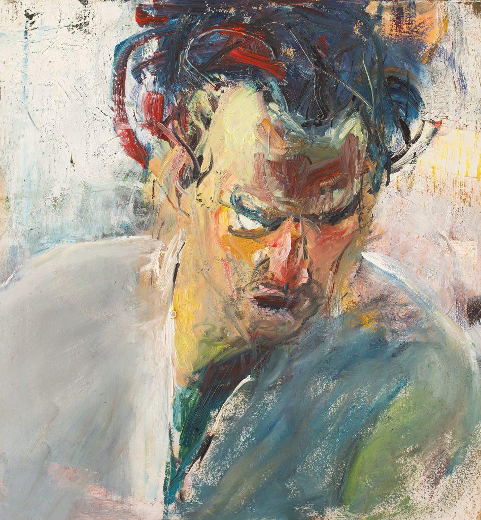 Porträtmalerei von Jan Helbig