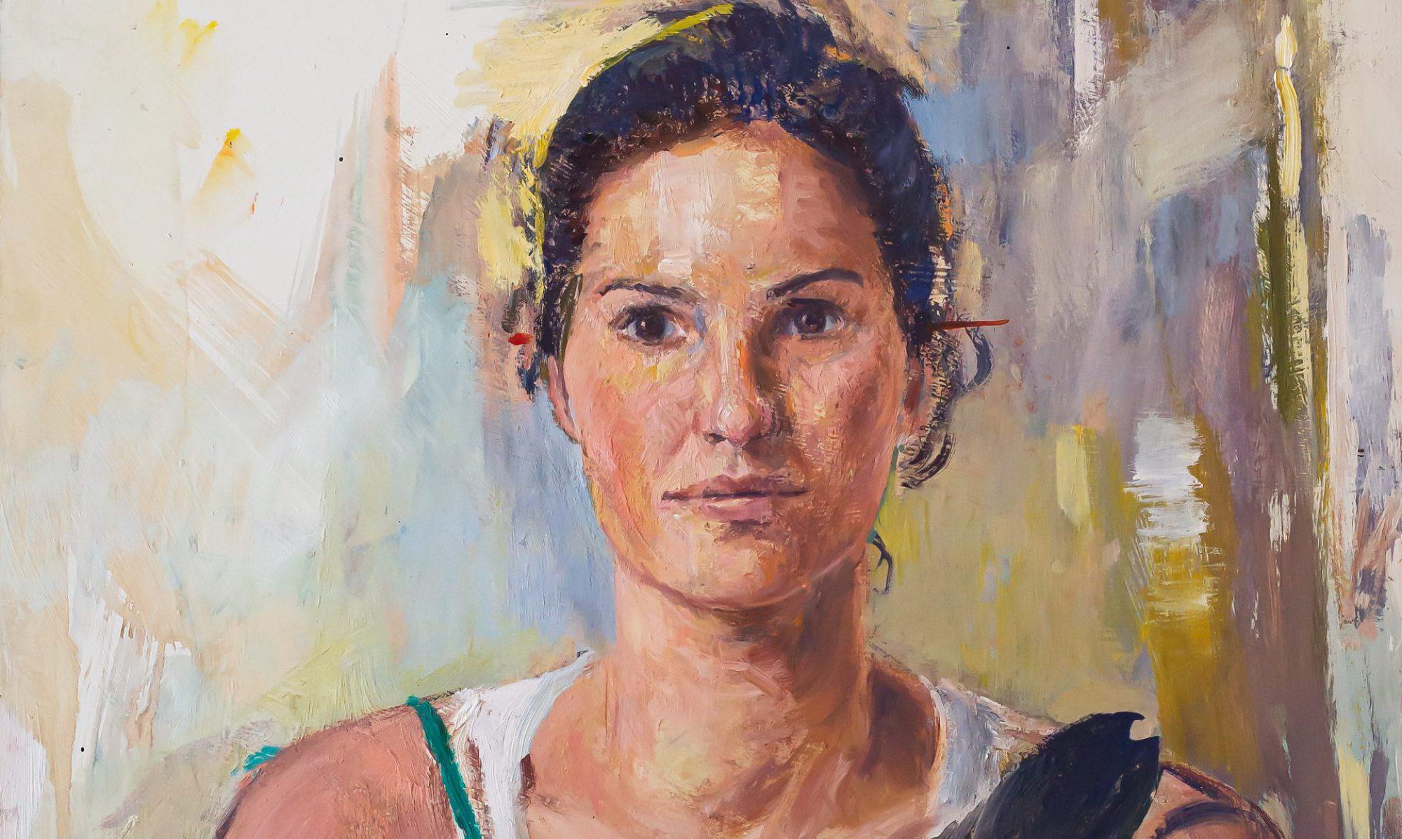 Der Portraitmaler Jan Helbig